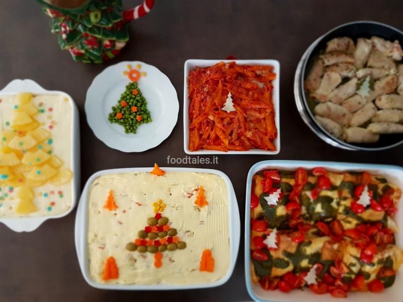 Decorazioni Natalizie Per Insalata Russa.Idee Per Un Menu Molto Natalizio Foodtales It