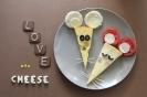 Topini di formaggio